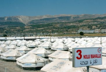 Amount spent for Syrians under temporary protection was 728.3 million TL in Turkey.
