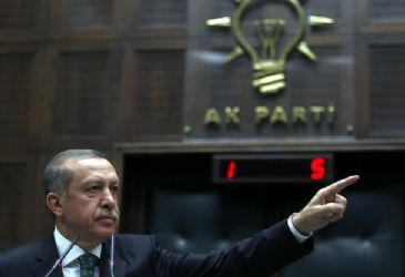 Erdogan said resolution process was an advanced step to more free,democratic and peaceful Turkey