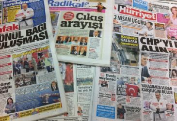 Turkish dailies covered President Gul`s call for involvement of opposition parties into solution process, leaks of names of wise men,statements of prosecutor over reason which caused death of former Turkish President Ozal