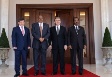 Communique foresees continuation of talks between Somalia and Somaliland