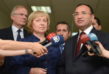 Turkish Deputy PM Bozdag suggested the removal of the