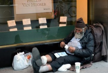 The number of homeless people reached 50,000 in the last 11 years in New York