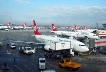 Air traffic broke a record in Istanbul's Ataturk Airport on May 17