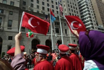 Annual Turkish Day Parade and Festival organized in New York