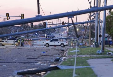 Tornado leaves 24 dead, including nine children, in Oklahoma city