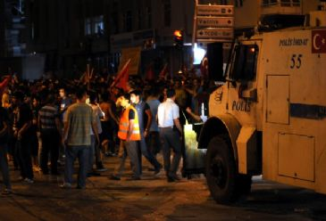 US and British embassies in Ankara said no nationals carrying diplomatic passports have been arrested at Gezi Park protests