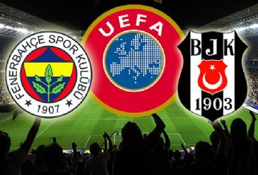 The UEFA Control and Disciplinary Body has announced its decisions following the disciplinary proceedings relating to Fenerbahçe SK, Besiktas JK and FC Steaua Bucuresti.