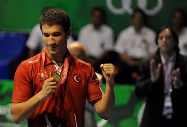 Turkey won 83 medals at 17th MedGames breaking the record in 2005 with 73 medals