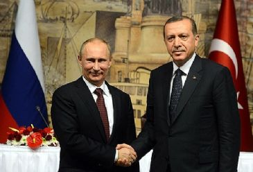 Erdogan and Putin discussed bilateral cooperation and the Syria crisis