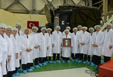 Turkey´s TURKSAT 4A Communication Satellite will be launched on 15 February 2014 in Kazakhstan to space with Proton rocket.