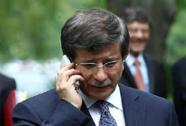 Davutoglu discusses the recent developments on Cyprus dispute with Greek FM Evangelos, and Turkey-Bosnia relations with Bosnia`s Izetbegovic