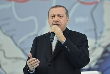 Erdogan expresses goal of Istanbul becoming city with second longest rail system