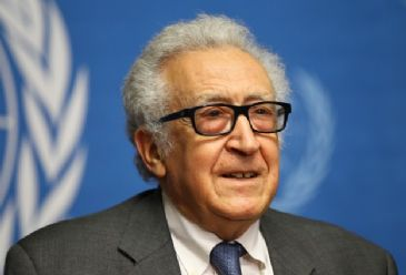 UN mediator for Syria, Lakhdar Brahimi will meet with Russian Deputy Foreign Minister Gatilov and US Under Secretary Sherman in Geneva on Friday.