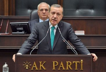 New direction signalled by resumption of the talks is a promising one according to Erdogan.