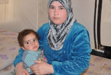 Already overwhelmed by the loss of their husbands, Syrian widows and their children in Turkey's capital city face dire economic circumstances.