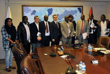 Chad journalists welcomed AA's stronger presence in Africa.