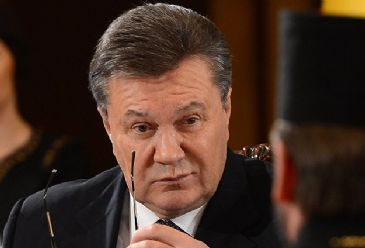 Ukraine's Yanukovych meets EU Enlargement Commissioner Fule.