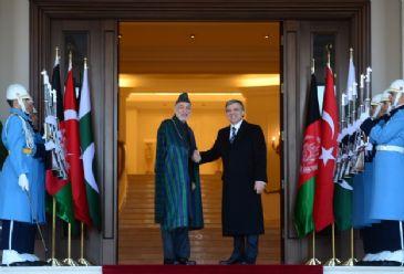 President Gul will meet Karzai, Erdogan and Sharif after bilateral meetings.
