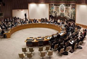 The Russian Federation presented its own draft version of the UN Security Council (UNSC) resolution on Syria to the four permanent members of the UNSC, U.S., the United Kingdom, France and China on Wednesday.