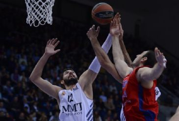 Anadolu Efes play away to Greek giants Olympiacos, Fenerbahce Ulker host Basque team Laboral Kutxa on Thursday and Galatasaray Liv Hospital encounter CSKA Moscow from Russia on Friday.