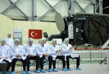 Turkey's fifth telecommunication satellite will take off at 23:09 (Turkish local time) Friday from Baikonur Space Center in Kazakhstan.