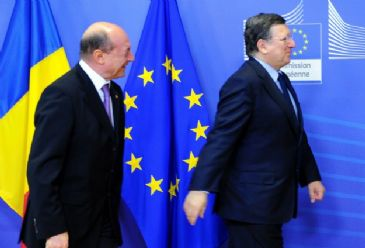 European Commission President says Romania should be allowed into the Shengen Area