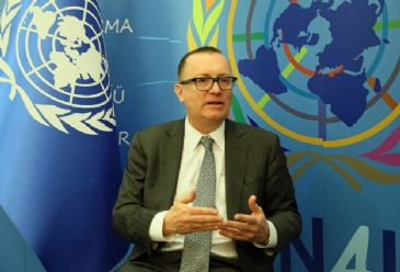 UN Under-Secretary-General for Political Affairs Jeffrey D. Feltman arrived in Cairo on Saturday for a two-day visit for talks with senior Egyptian officials
