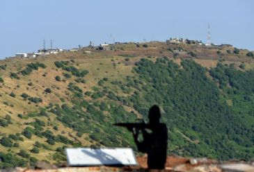 Two rockets hit Golan Heights, no casualties were reported.