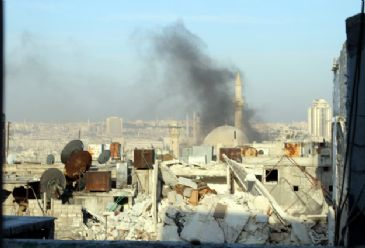 """""""If you want to change a regime in Damascus you have to blow it up"""" says expert on Middle-East."""