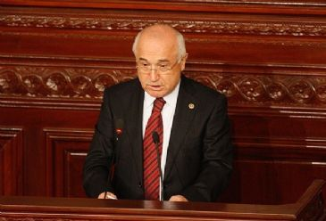 Turkey`s Parliament Speaker Cicek says it is a legal right to conduct nuclear activities unless they are used in warfare.