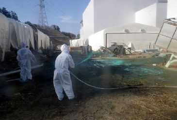 Japan's Fukushima power plant reports that 100 metric tons of radioactive water dripped from a tank in one of the worst leaks at the nuclear plant since last summer