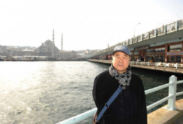 Chinese Nobel laureate writer, Mo Yan visits Turkey as a guest of Turkey's Culture and Tourism Ministry.