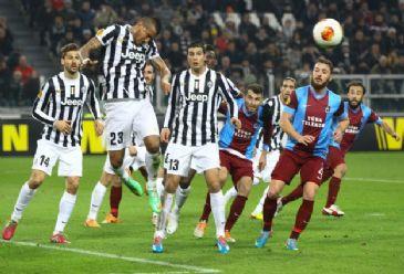 Italian giants defeat Trabzonspor 2-0 on Thursday
