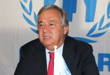 UN High Commissioner for Refugees Guterres calls on OSCE to provide mass international support for Syria