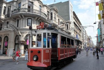A symbol not only of nostalgia in taking the visitor around historical Istanbul but is a modern, practical transportation choice