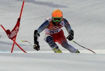 Norway takes the lead in the gold medal count by winning 22 medals in total.