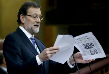 Mariano Rajoy told parliament that austerity policies had helped Spain's economy to grow without need for international bailout.