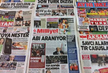Turkish dailies on Thursday covers details of the wiretapping operation, the raid against the Turkish National Intelligence Sevice`s juggernaut in Adana, the aftermath of the `crypto comfort` telephone scandal.