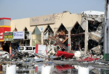 At least 11 people were killed and 35 injured in a gas canister explosion at a Turkish restaurant in Doha on Thursday