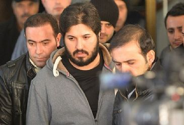 A court in Istanbul releases five people including Iranian businessman Raza Zarrab and sons of two former ministers, Baris Guler and Kaan Caglayan