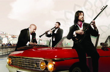 Turkey`s popular music band Taksim Trio will perform in a special concert in Istanbul, along with Spanish flamenco pianist Dorantes; legendary flamenco bassist Carles Benavent, and the Indian percussionist Trilok Gurtu on Friday.