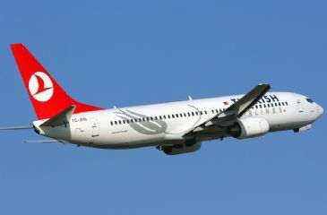 Airline cancels its TK 461/462/463/464 flights to Simferopol from Istanbul