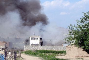 Violence in Afghanistan continues, as 13 people were killed after a car bomb exploded outside of Logar province