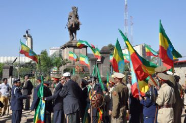 Ethiopians on Sunday celebrated the 118th anniversary of the Adowa battle when an untrained Ethiopian army routed a better equipped Italian invasion army.
