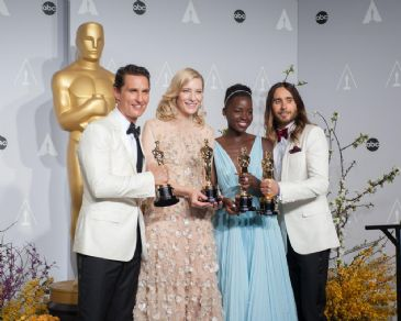 The 86th Academy Awards took place on Sunday night with awards handed out to the best movies from the last year
