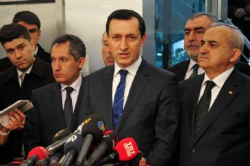 Turkey Deputy PM says respect for Ukraine`s territorial integrity is important for Turkey`s foreign policy.