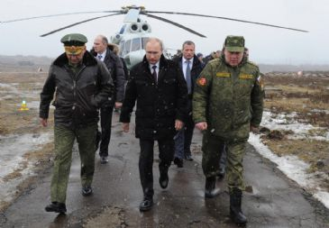 Russia`s military option available but not necessary, pledges aid to Crimea.