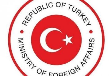 Turkey strongly condemns any act of violence and believes sides should voice their demands through dialogue, said Turkish Foreign Ministry