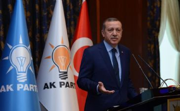 Erdogan said that Turkey is not against the freedom of media but it is against illegal attempts by certain media groups