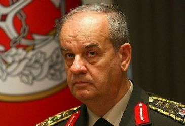 Constitutional Court says rights of the former Turkish army head Basbug`s rights were violated.